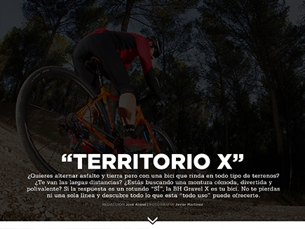 Nº10 de Maillot Magazine. Apertura.