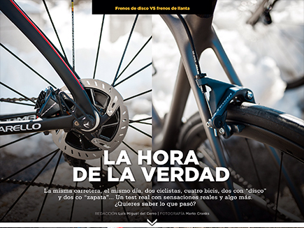 Nº9 de Maillot Magazine. Apertura.