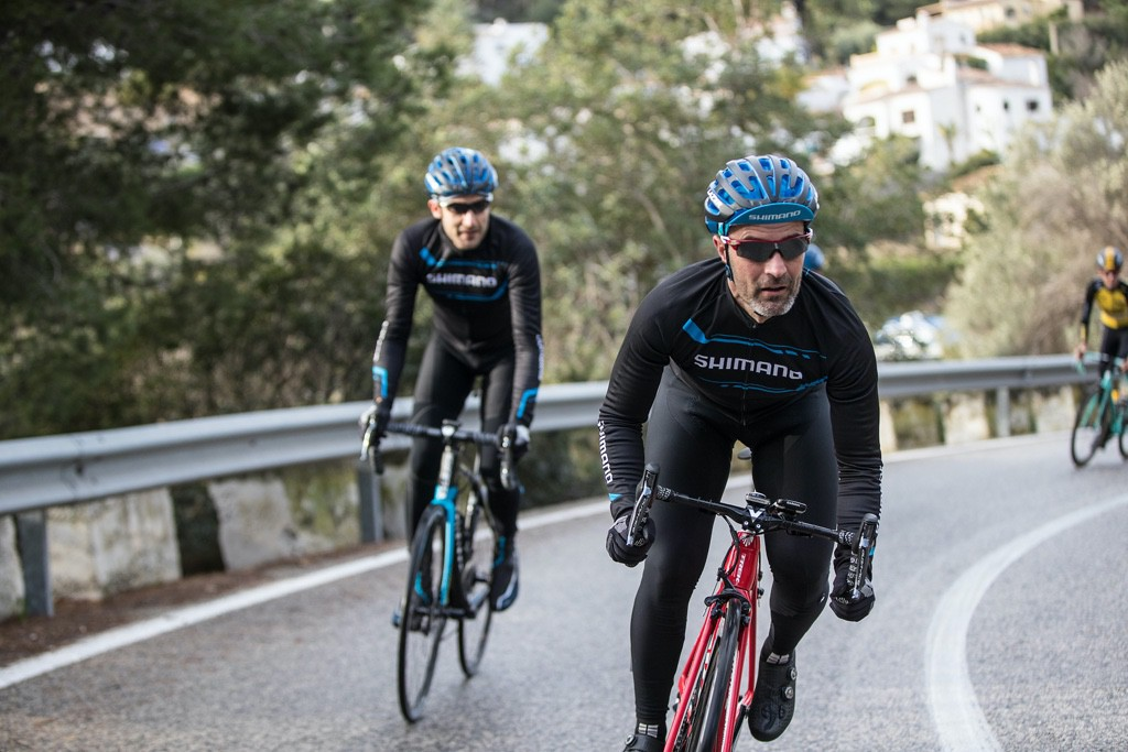 Shimano Dura Ace Media Camp