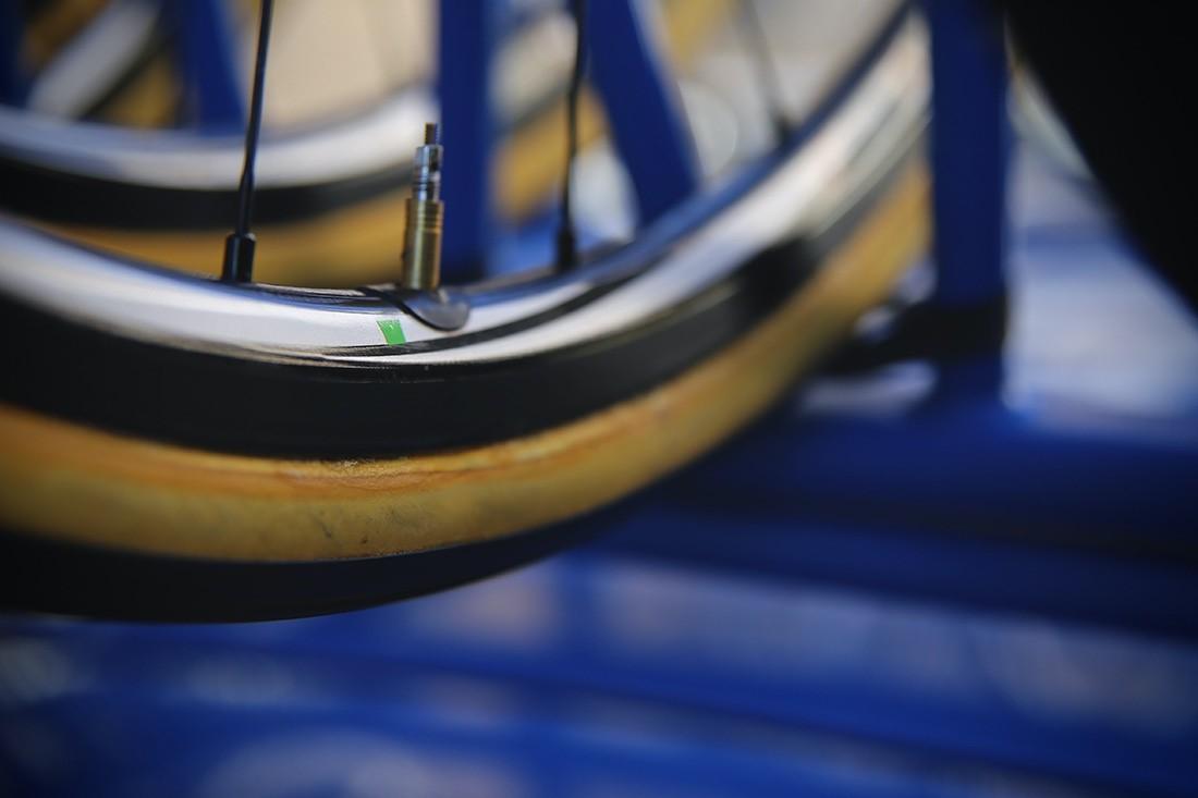 Las revoluciones del ciclismo: tubulares