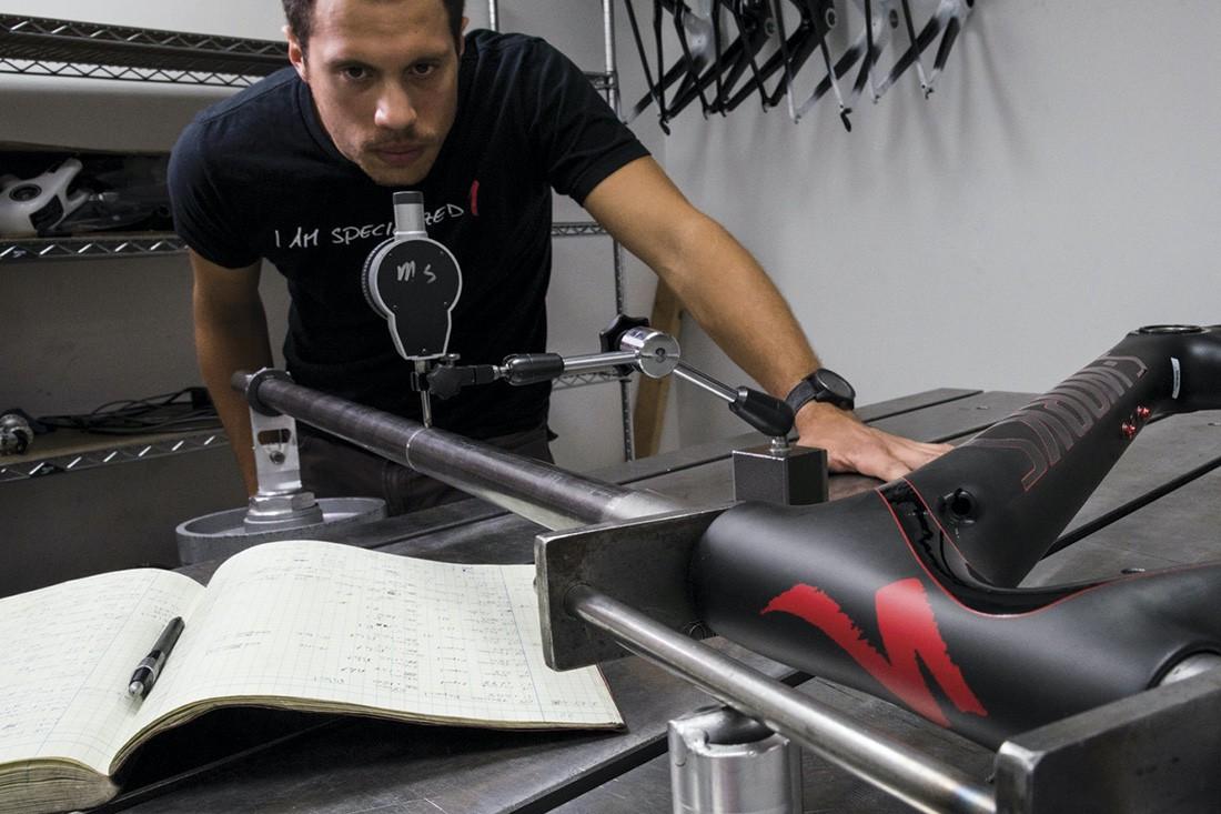 Las revoluciones del ciclismo: materiales