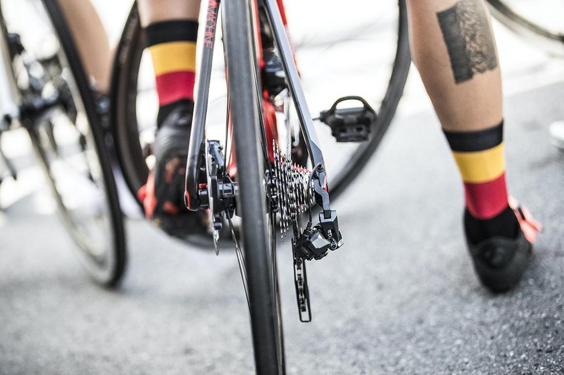Las revoluciones del ciclismo: cambios electrónicos