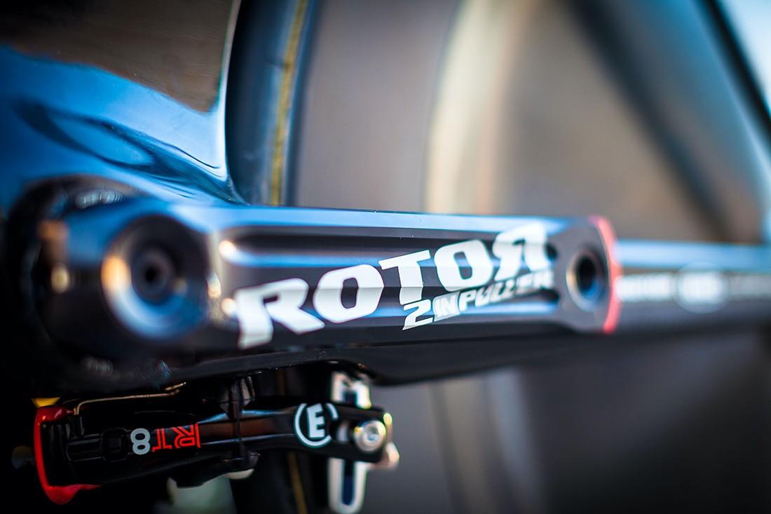 Las revoluciones del ciclismo: potenciómetros