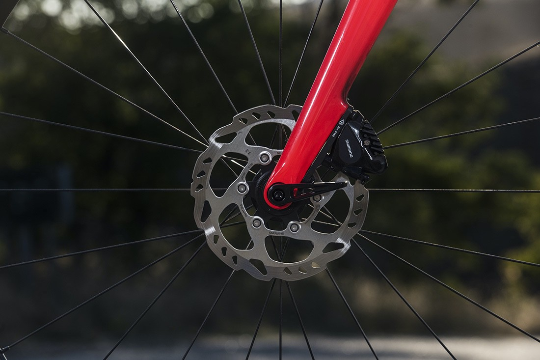Las revoluciones del ciclismo: frenos de disco