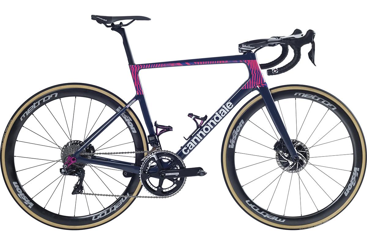 Cannondale seguirá equipando al EF Pro Cycling hasta 2023