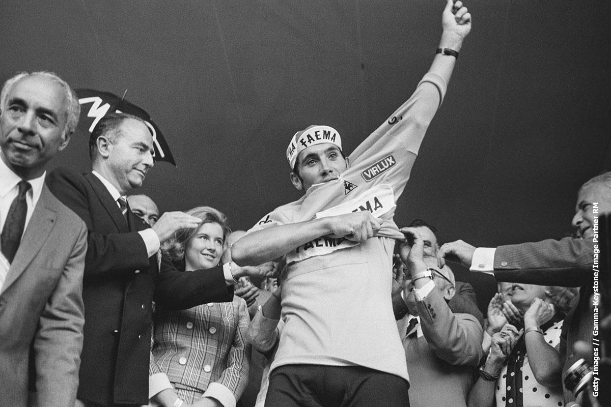 """50 años de """"Merckxismo"""": el Tour de Francia de 1969"""