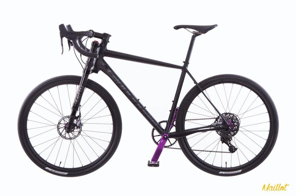 Bici gravel de Cannondale, Cannondale Slate: ruedas de 27,5' y horquilla Lefty