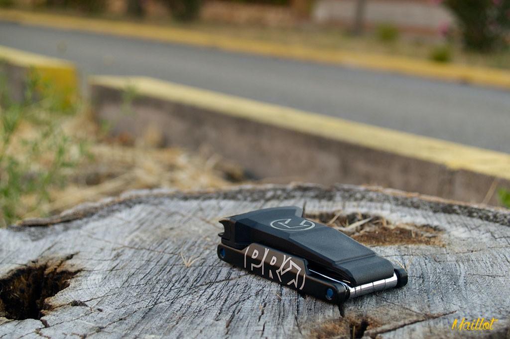 PRO  Mini Tool 22 es ligera y extremadamente compacta