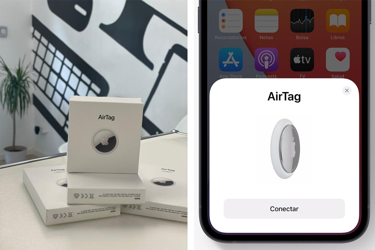 Airtags de Apple como medida para localizar tu bici robada