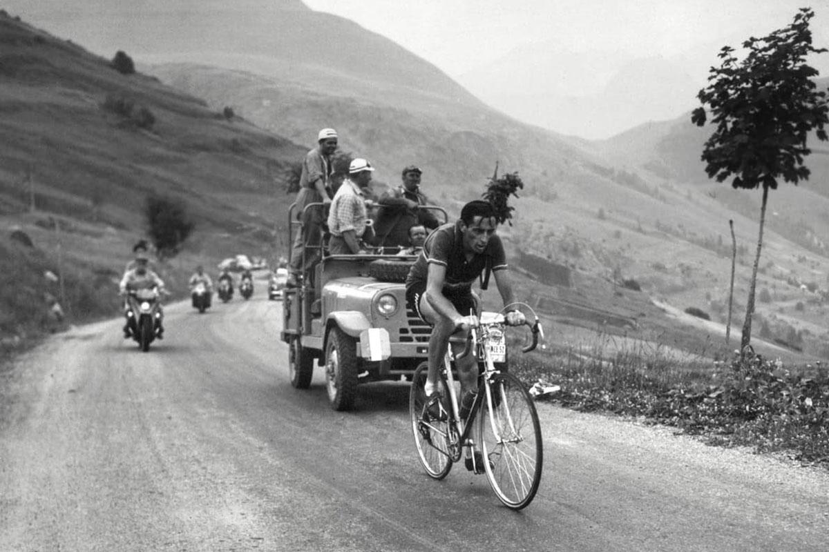 La historia de Alpe d'Huez