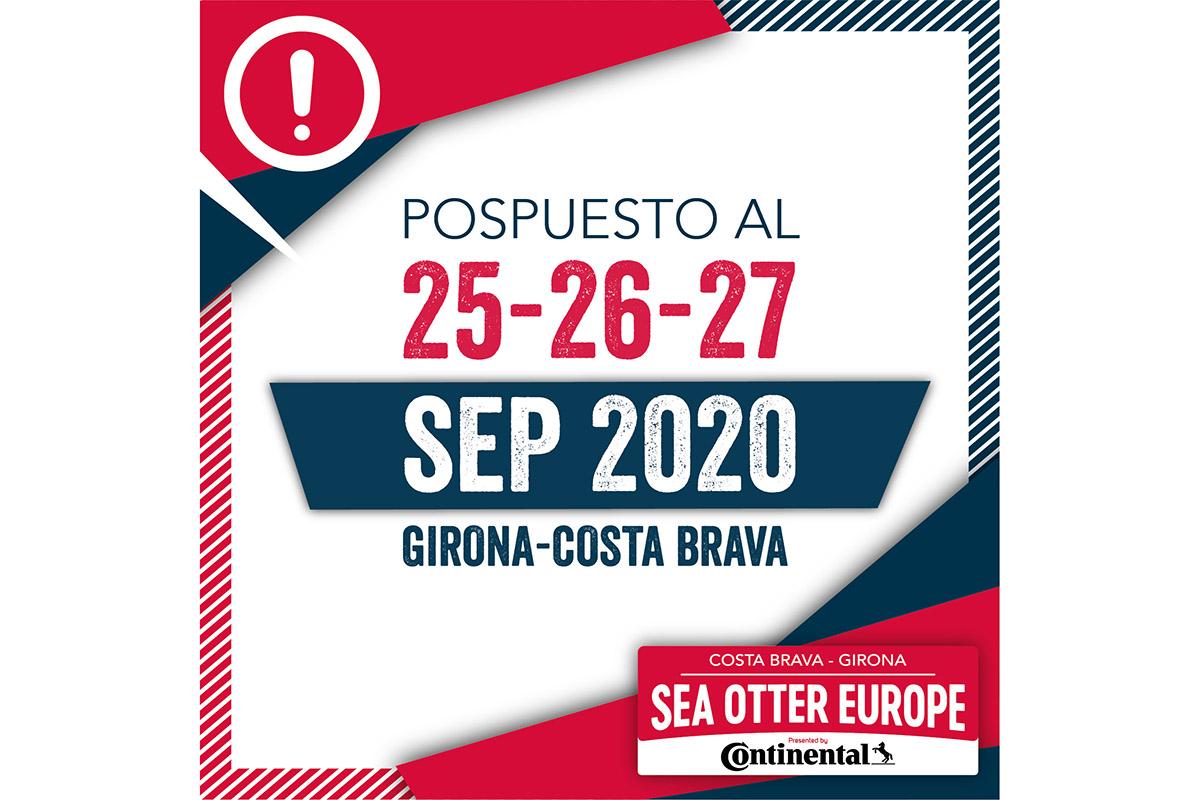 Sea Otter Europe 2020 ya tiene nuevas fechas: septiembre