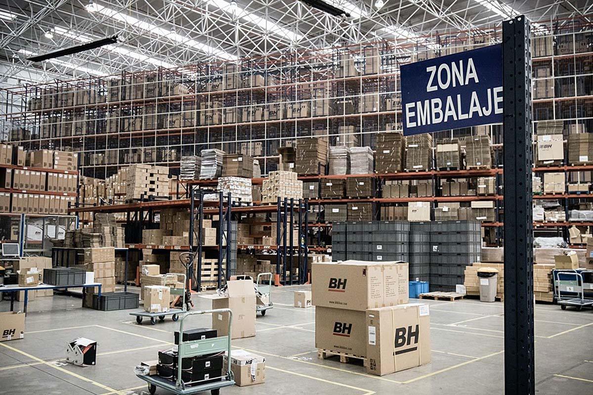 BH potencia su venta online con entrega en tiendas oficiales