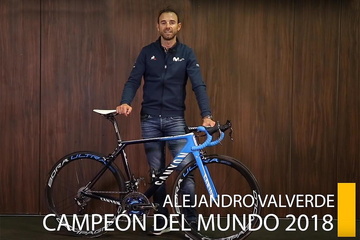#EN2MINUTOS con Alejandro Valverde