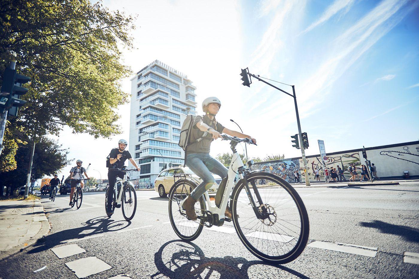 Cómo funciona una bicicleta eléctrica o ebike