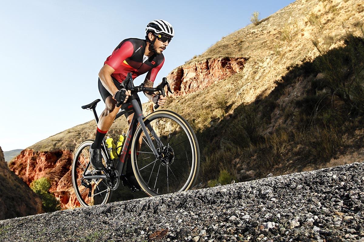 Guía ciclismo: Qué es el desnivel acumulado