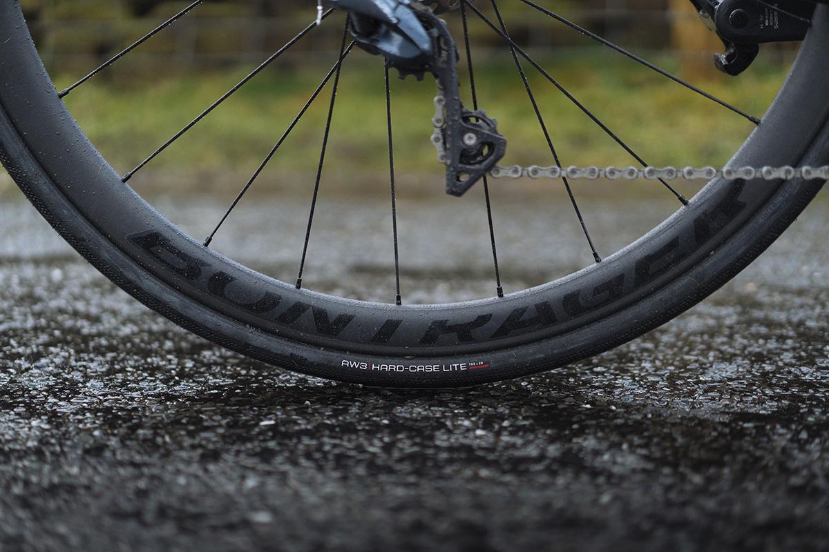 Nuevos neumáticos Bontrager AW3 con protección antipinchazos