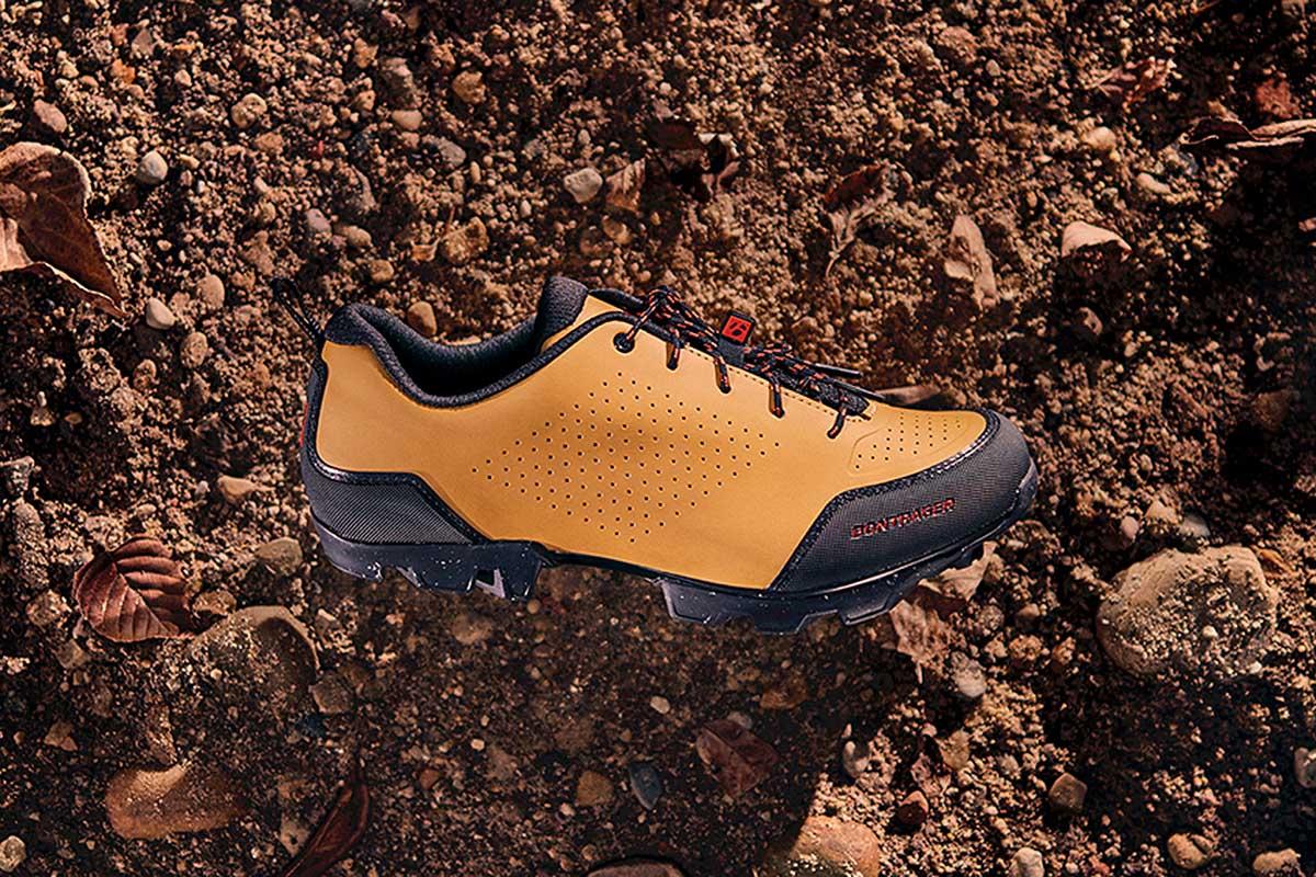 Nuevas zapatillas para gravel Bontrager GR2
