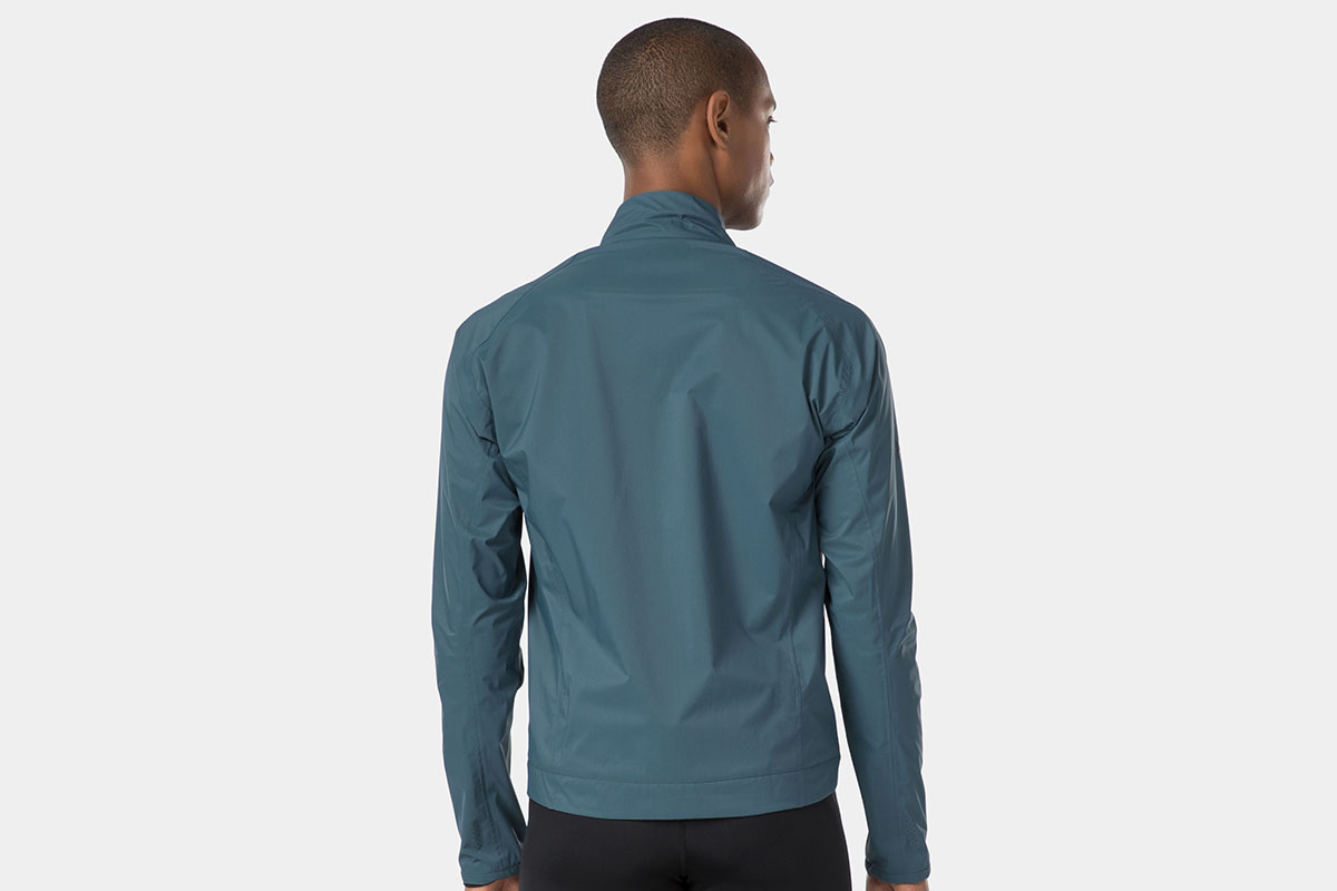 Nueva chaqueta Bontrager Velocis Stormshell para la lluvia