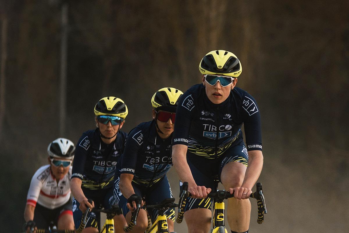 Cannondale homenajea la Paris-Roubaix femenina con un reto de Strava