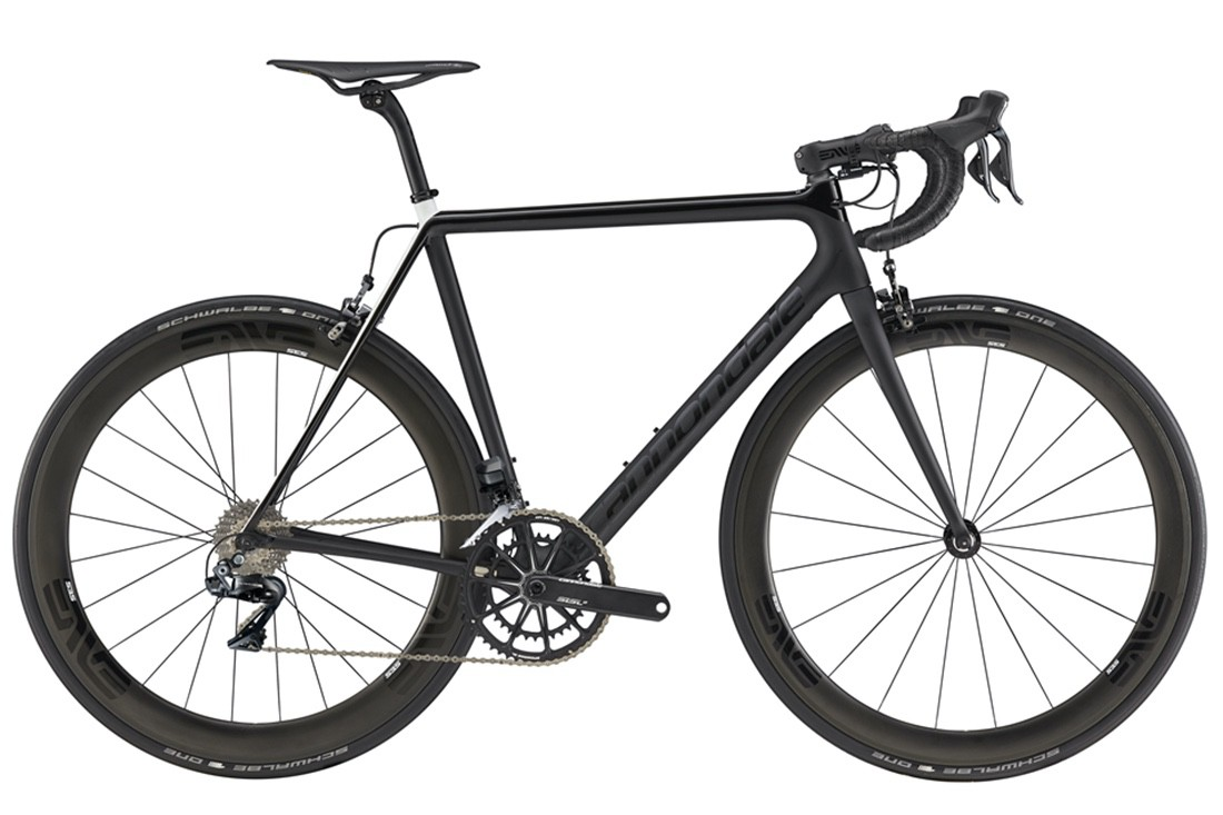 Sin límite: Cannondale SuperSix EVO Black INC
