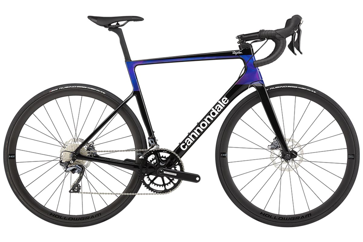 Cannondale SuperSix EVO Hi-MOD Disc Ultegra