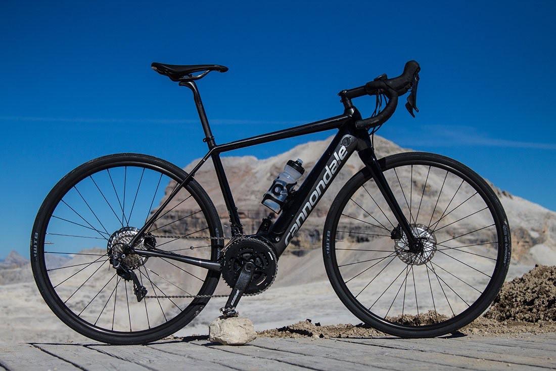 Primeras pedaladas: nueva Cannondale Synapse NEO