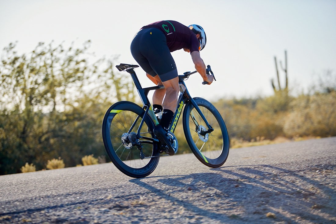 Nueva Cannondale SystemSix