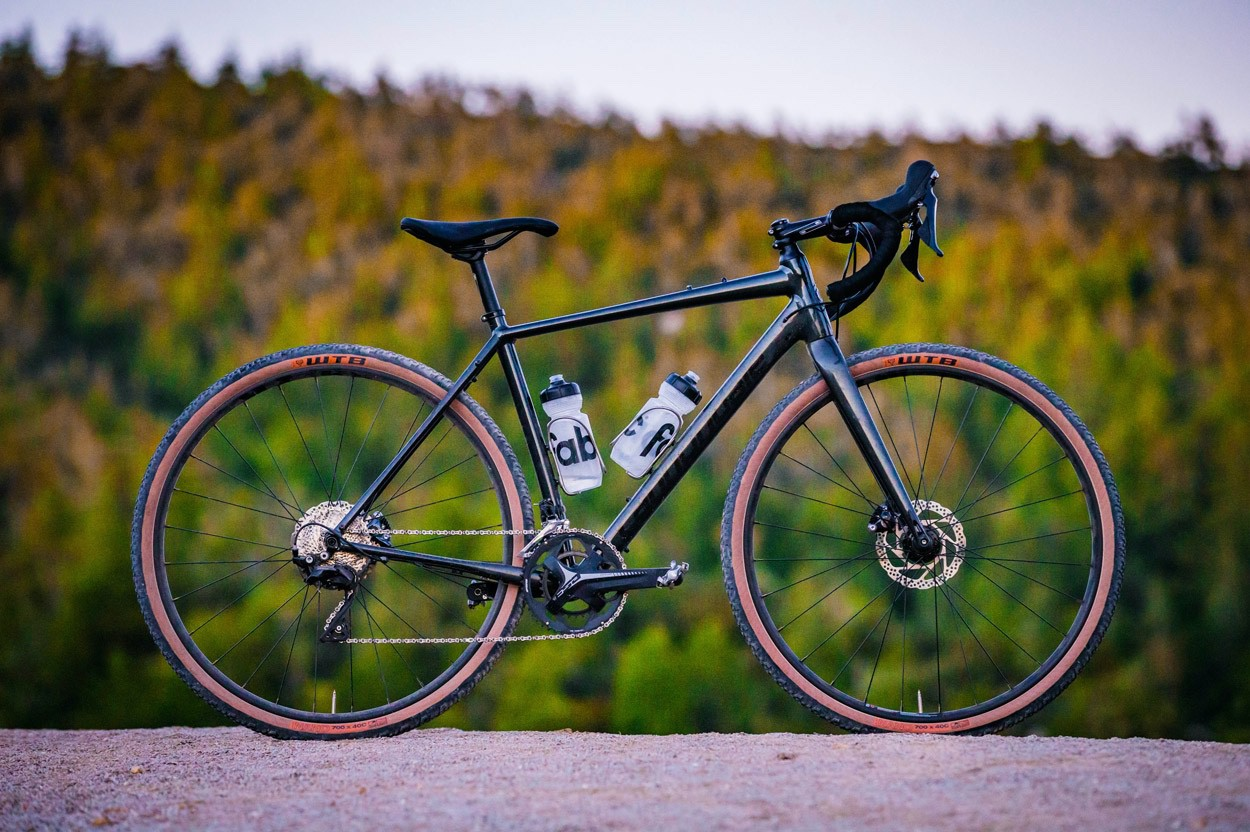 Cannondale Topstone, bicicleta gravel