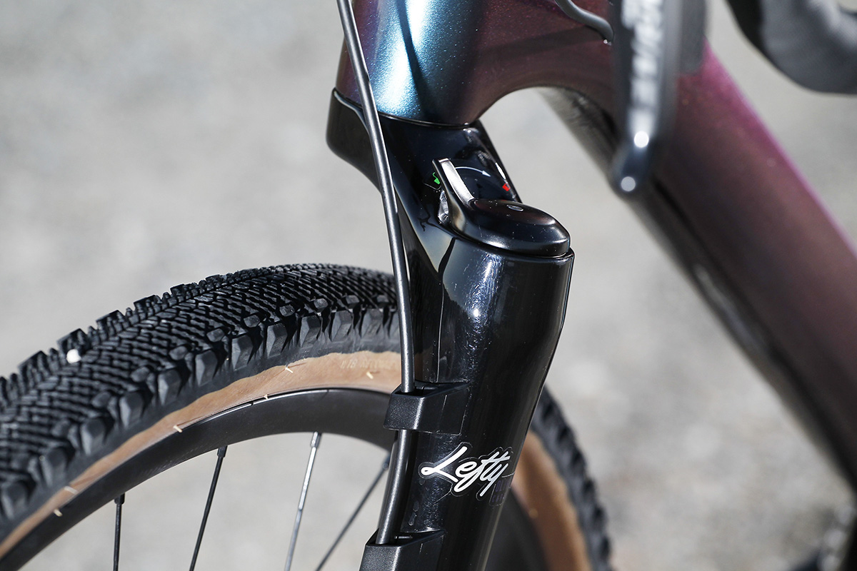 Cannondale Topstone Carbon Lefty 1