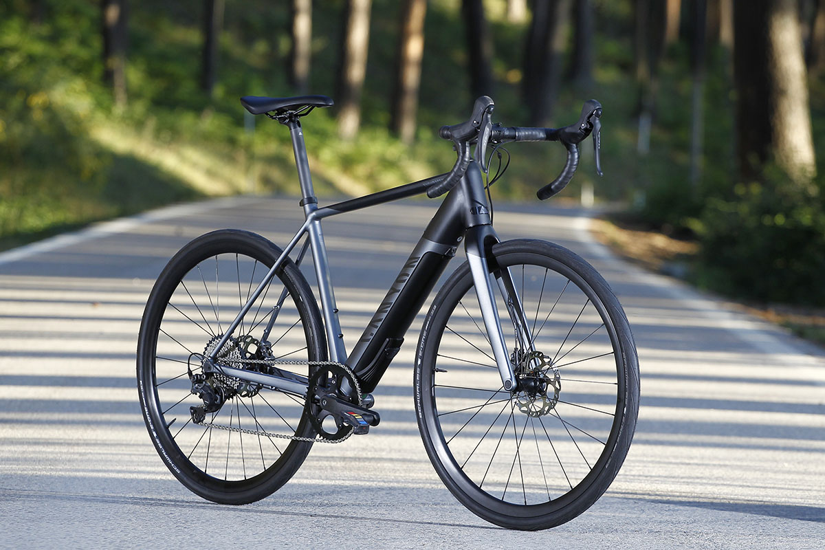 Canyon Endurace:ON 7.0