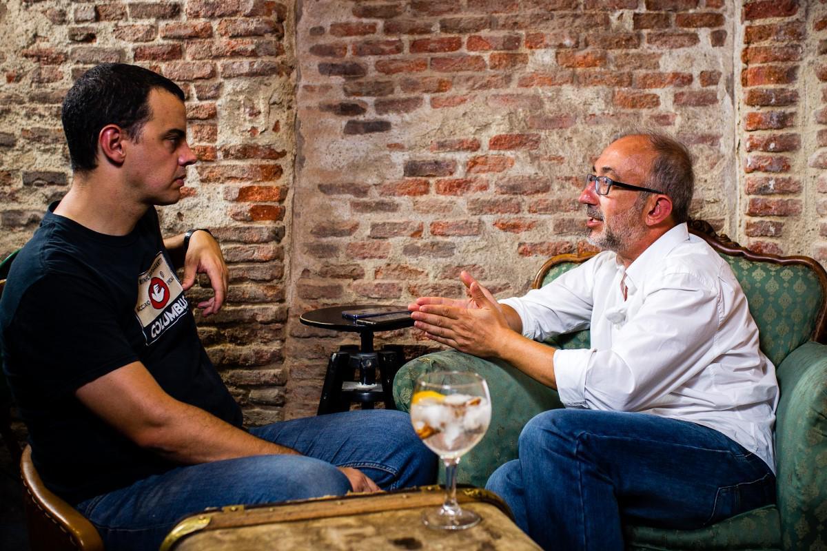 Entrevista a Carlos Rodríguez, Coordinador estatal de 30 días en bici