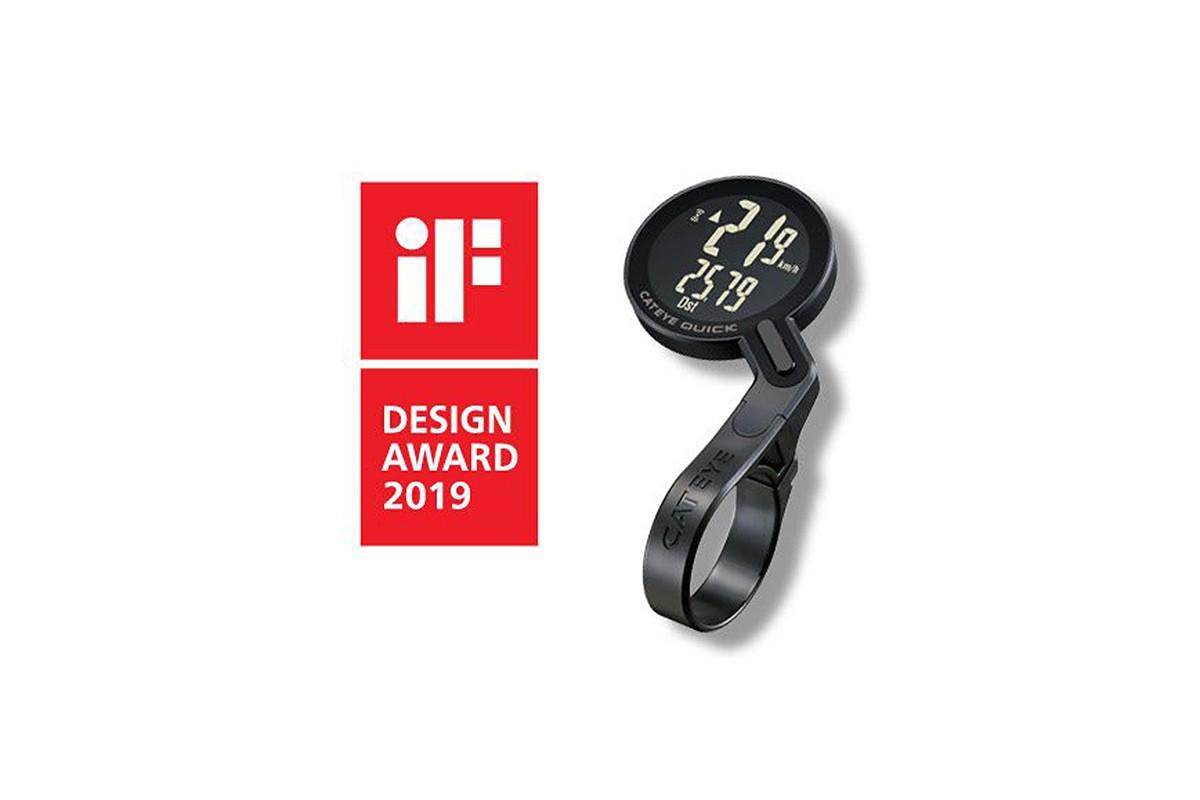 CatEye 'Quick' gana el prestigiado premio iF DESING AWARD 2019