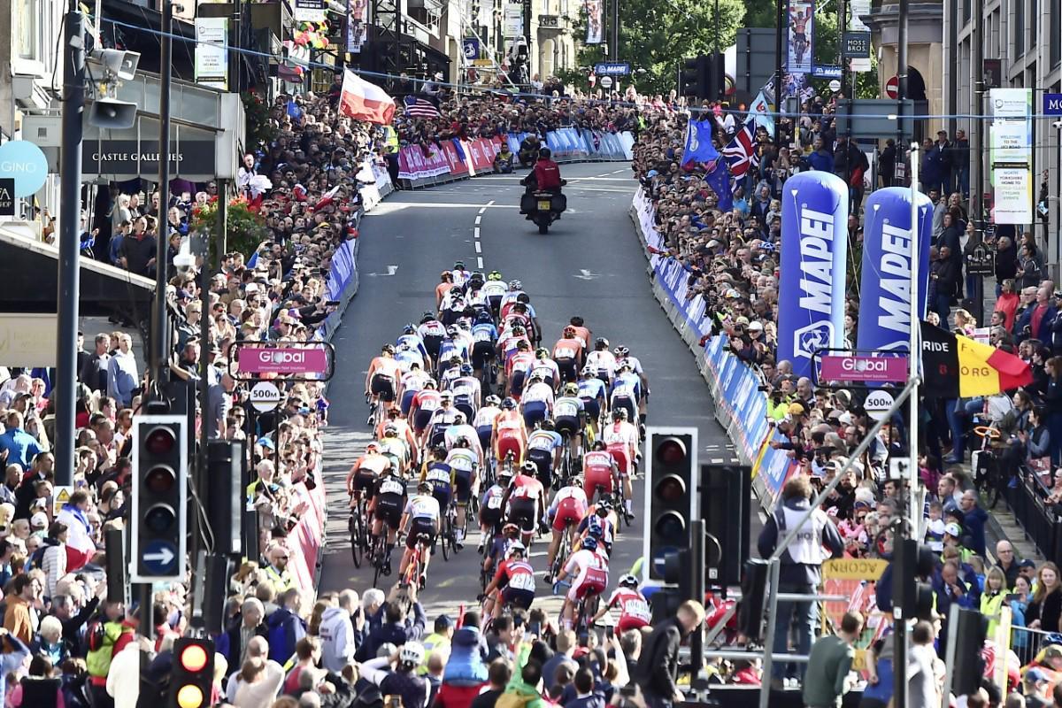 El año 2019 del ciclismo femenino