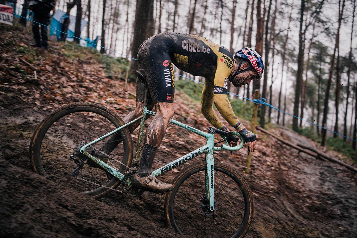 Wout Van Aert es un corredor de ciclocross multidisciplinar
