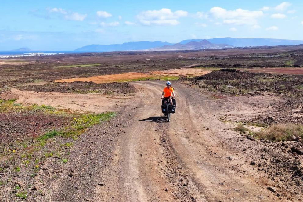 Cicloturismo por Canarias