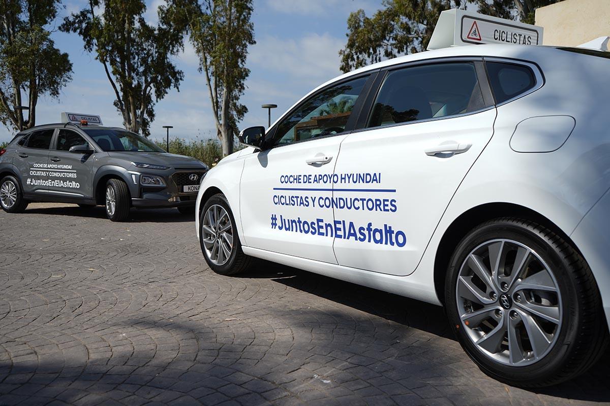 Campaña #JuntosEnElAsfalto de Hyundai