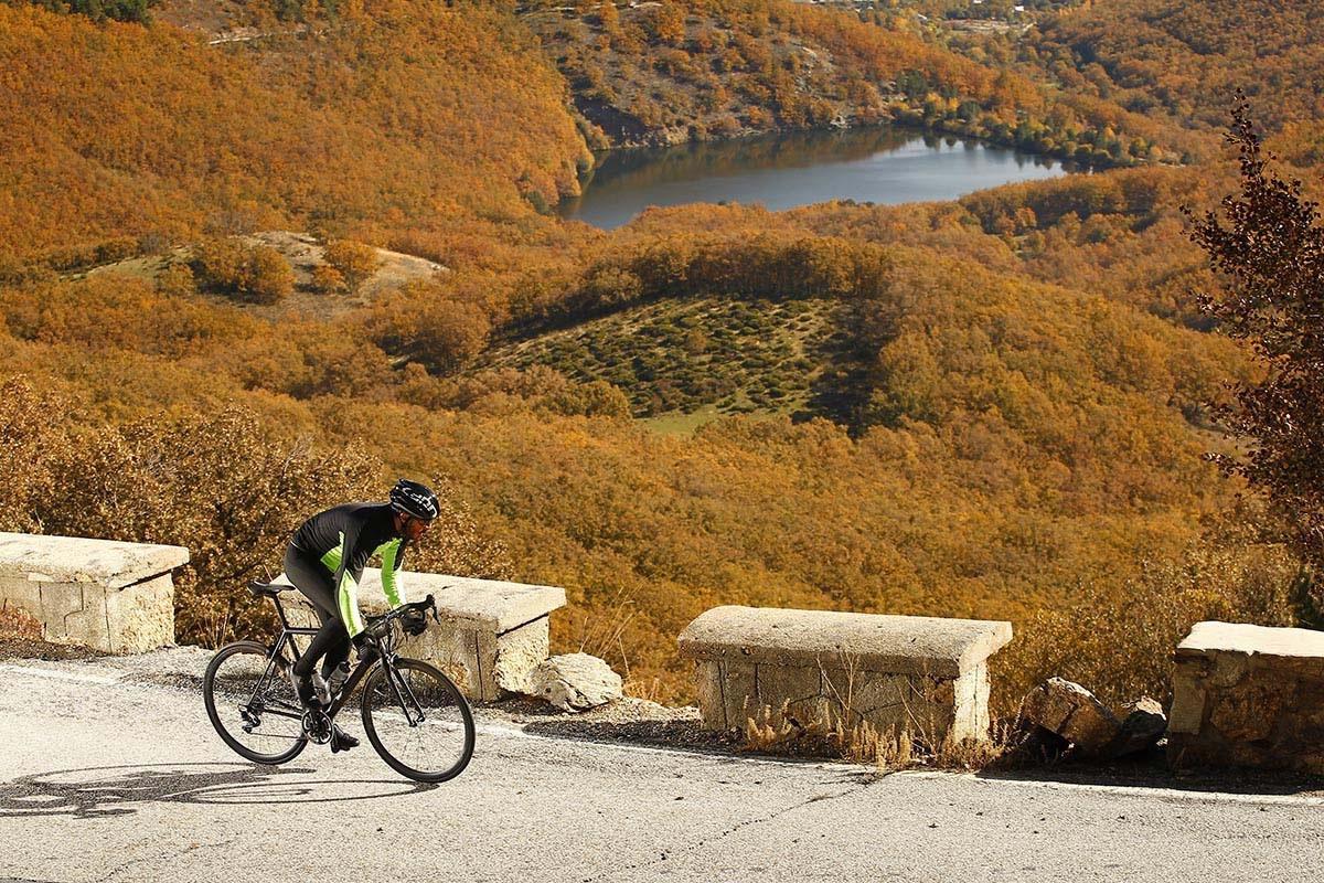 Consejos para afrontar un puerto de montaña