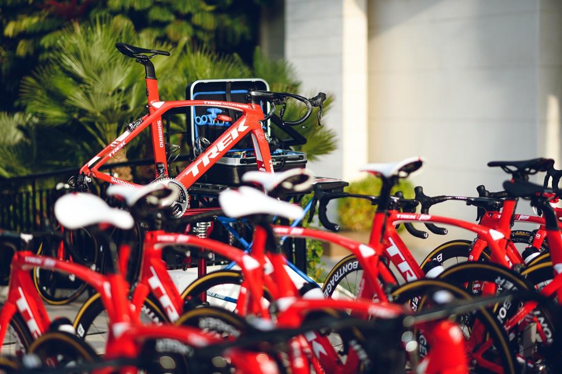 Cosas a no tocar de la bicicleta si no sabes.