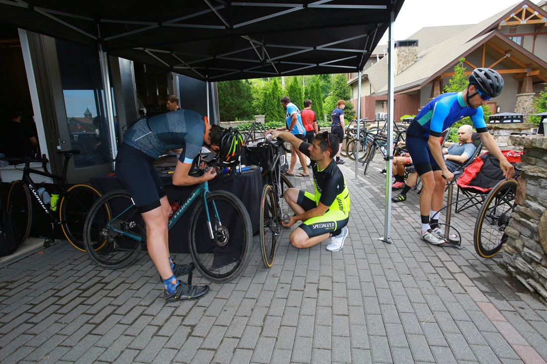 Cosas que no debes tocar de la bicicleta si no sabes.