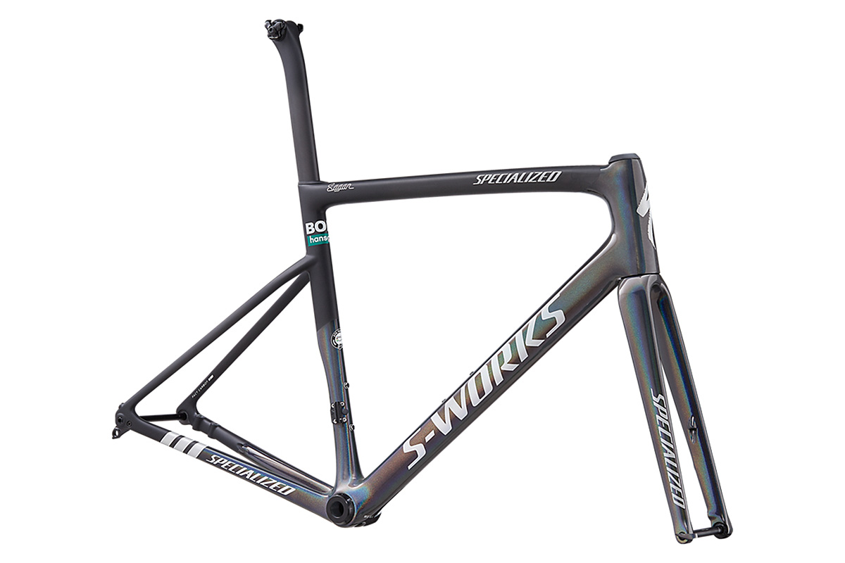 Cuadro S-Works Tarmac Sagan Collection Mirror LTD