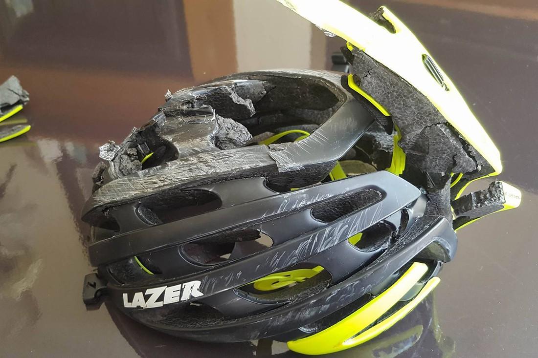¿Cuándo debo cambiar de casco?