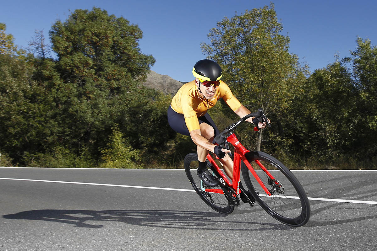 Aero, escaladora, gran fondo… ¿qué tipo de bici me conviene? Bici aero