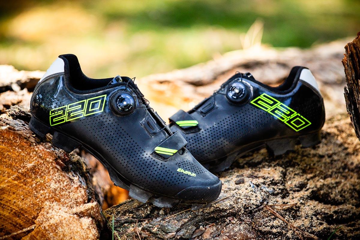 Test: Zapatillas Eassun 220