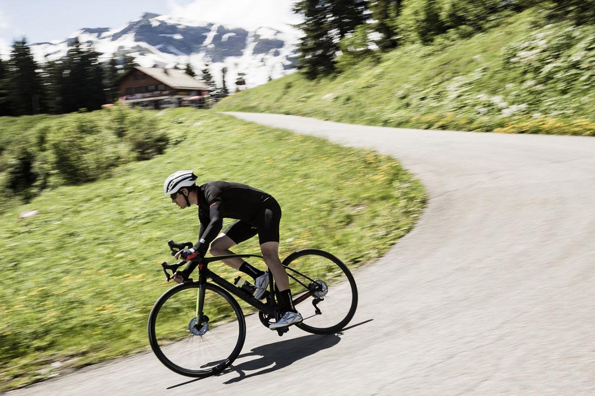 """El """"efecto Shimmy"""" en ciclismo"""