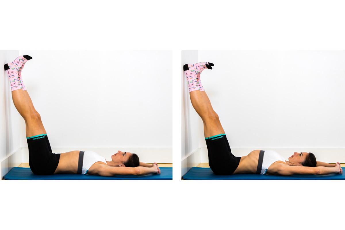 Recopilatorio de ejercicios para entrenar en casa: suelo pélvico