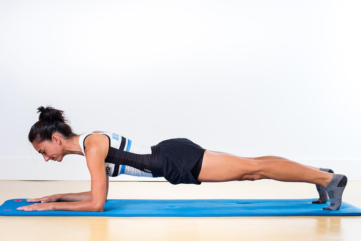 Recopilatorio de ejercicios para entrenar en casa: tren superior
