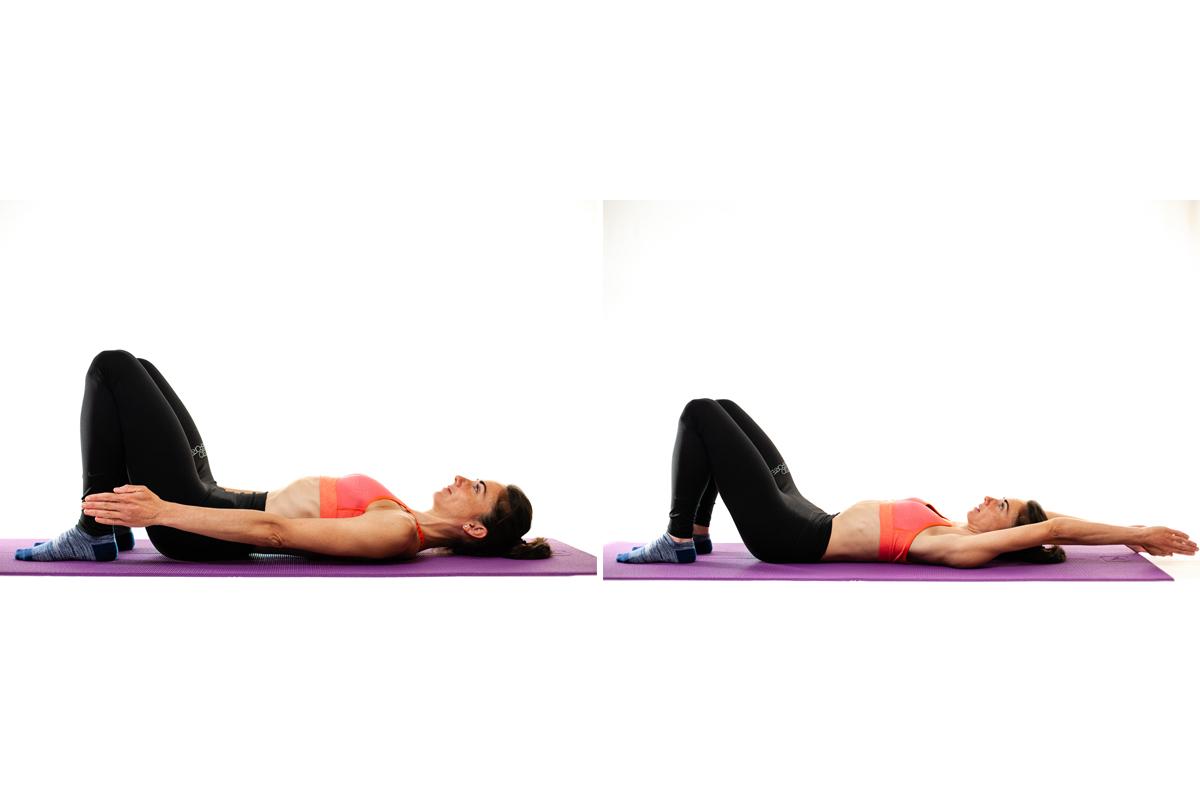 Mejorar nuestra respiración - Estiramientos del diafragma