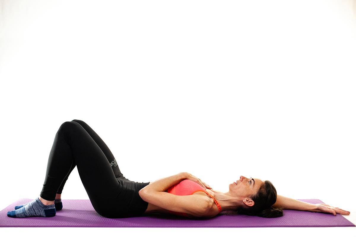 Mejorar nuestra respiración - Respiración con el pectoral menor