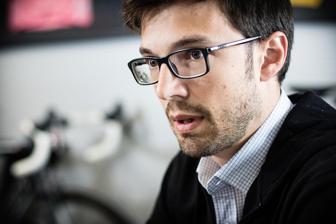 Entrevista Alberto Crespo (Dtor. General Specialized España)