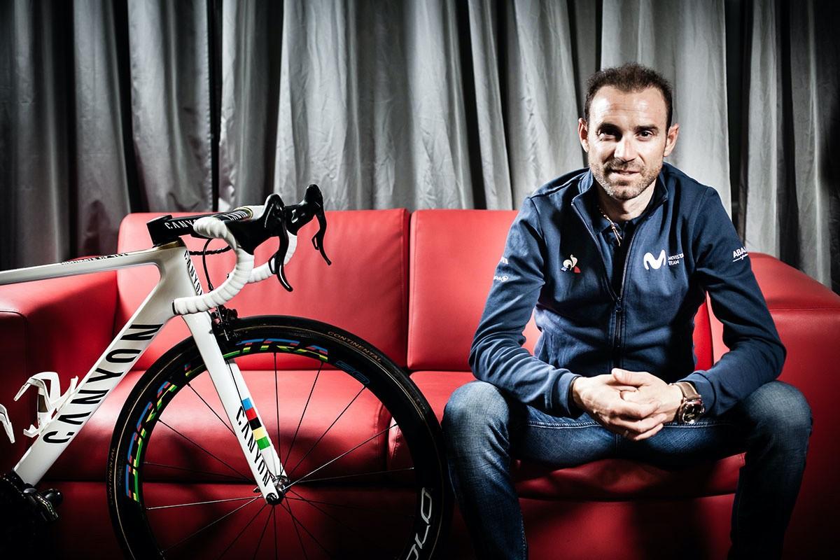 Entrevista Alejandro Valverde